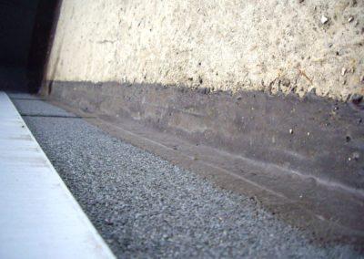 VKG Petroter II pööratud katuse ehitus ja parapeti äärte hüdroisoleerimine vedelmembraaniga