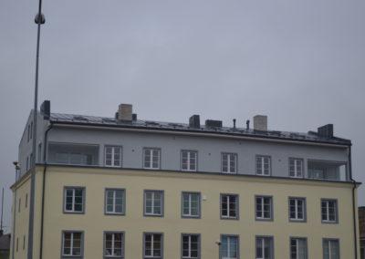Odra 4 katusekorruse renoveerimine, Tallinn, Harjumaa