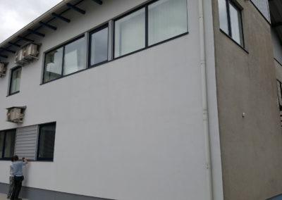 Katuse/fassaadi survepesu ja värvimine